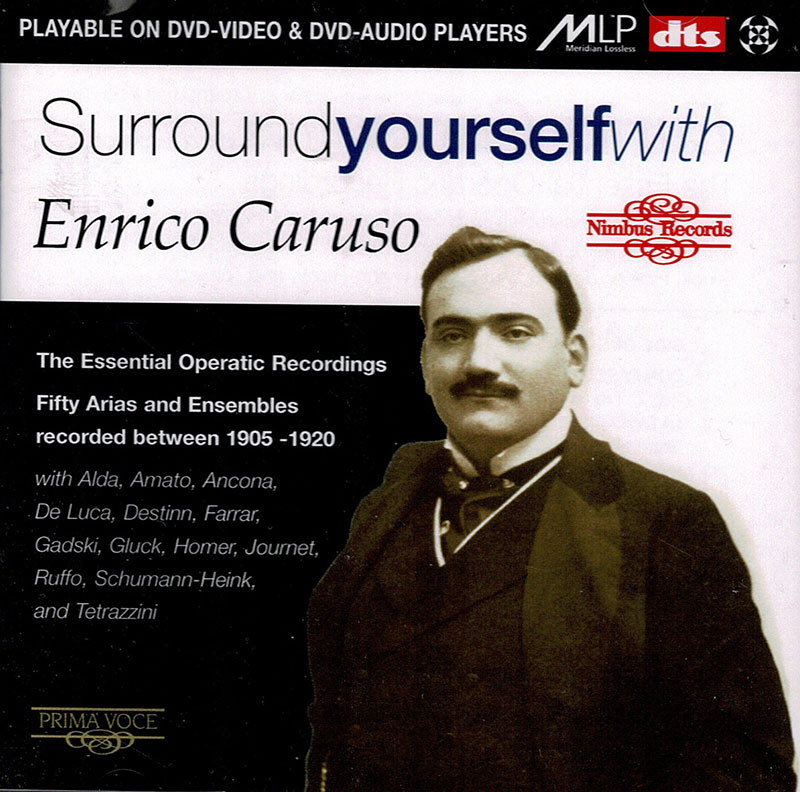 Enrico Caruso - Essential Operatic Recordings