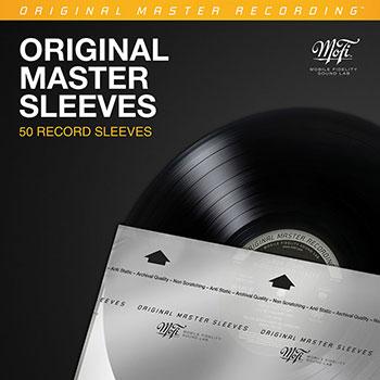 Original Master Record Sleeves - Antystatyczne koszulki na płyty winylowe