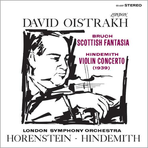 Scottish Fantasia / Violin Concerto image