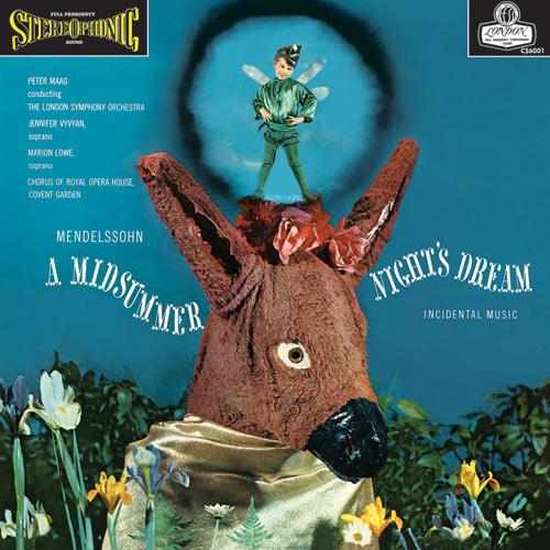A midsummers night's dream