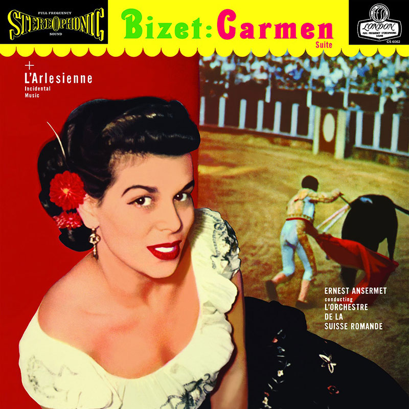 Carmen Suite / L Arlesienne Suite image