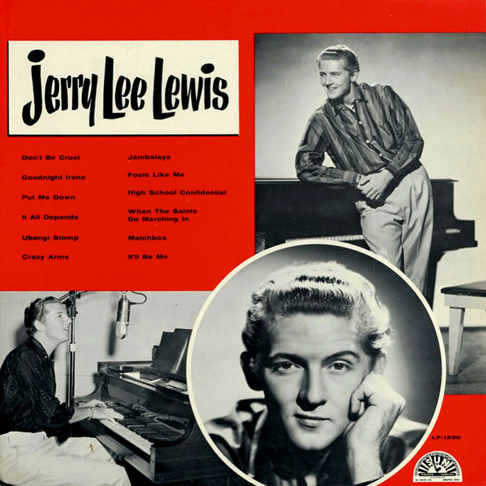 Jerry Lee Lewis - 1958 Debut Album
