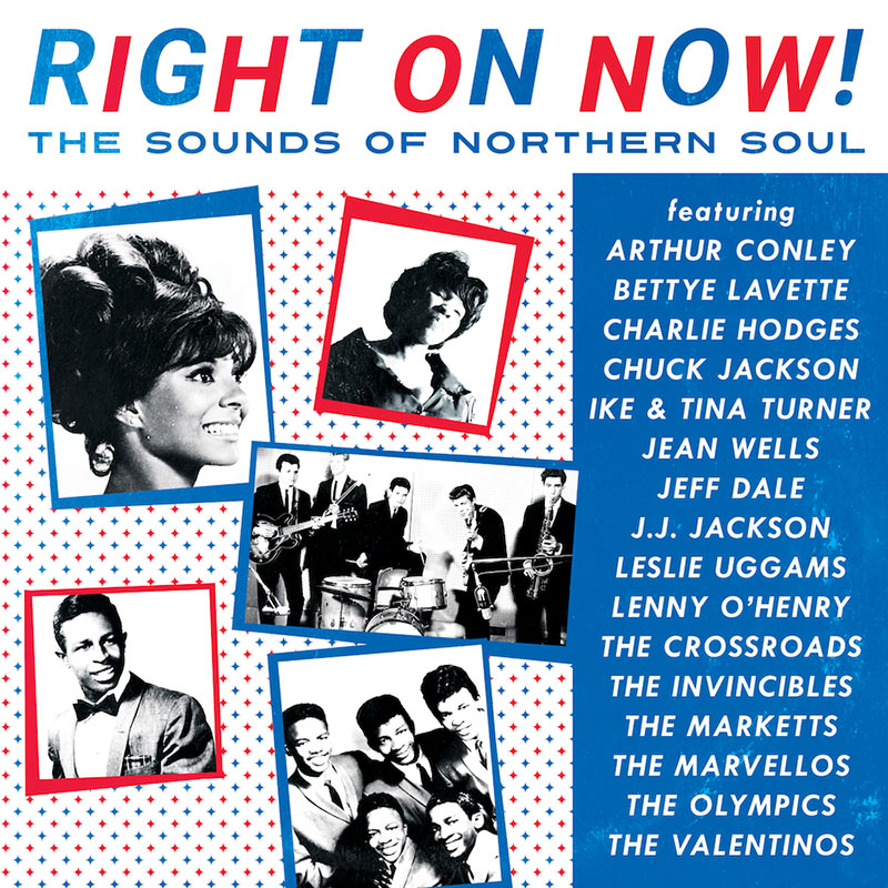 Right On Now! – The Sounds of Northern Soul