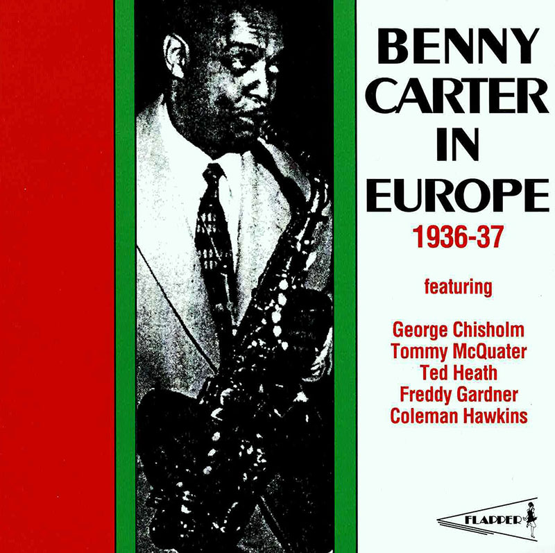 Benny Carter in Europe