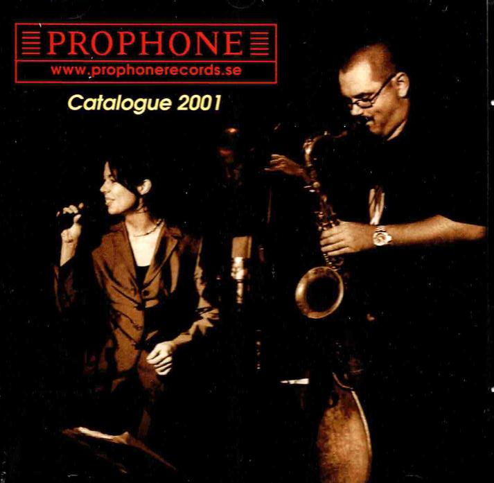 Prophone Jazz Sampler 2001Jazz