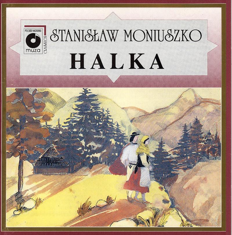 Halka - przekrój image