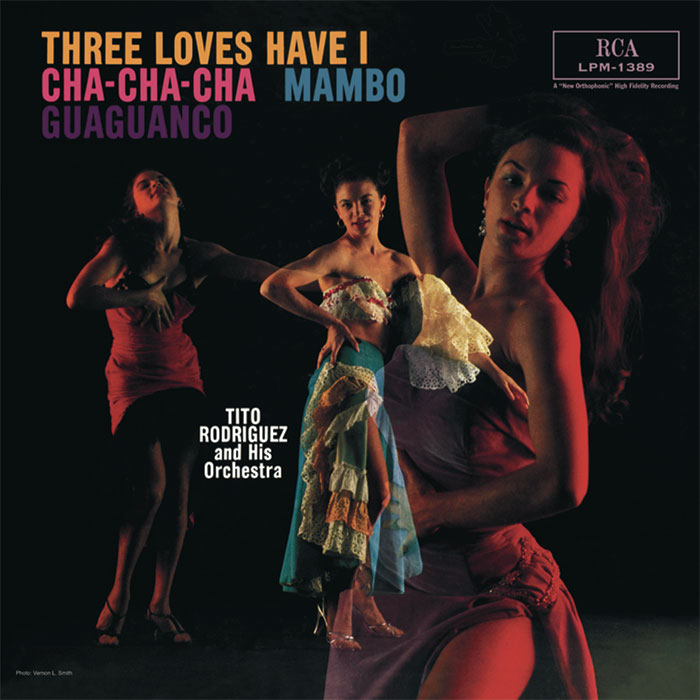Three Loves Have I: Cha-Cha-Cha / Mambo / Guaguanco
