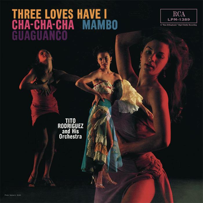 Three Loves Have I: Cha-Cha-Cha / Mambo / Guaguanco