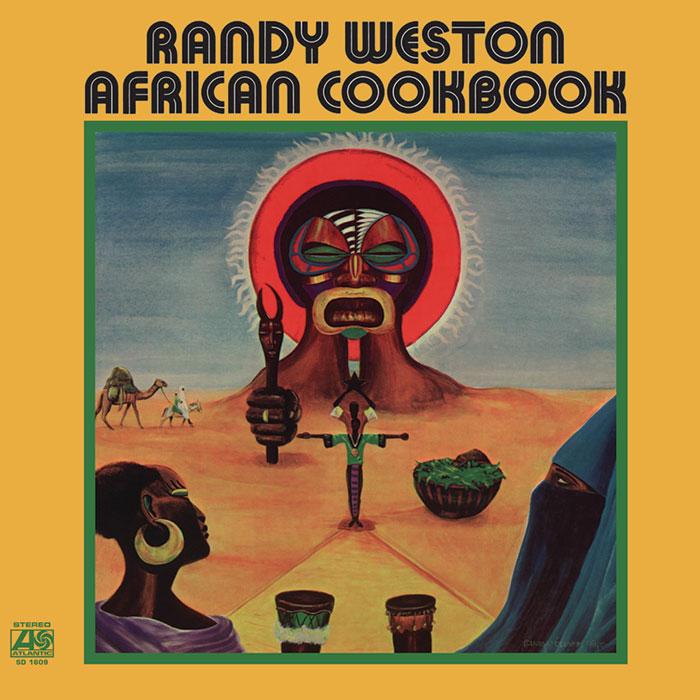 African Cookbook image