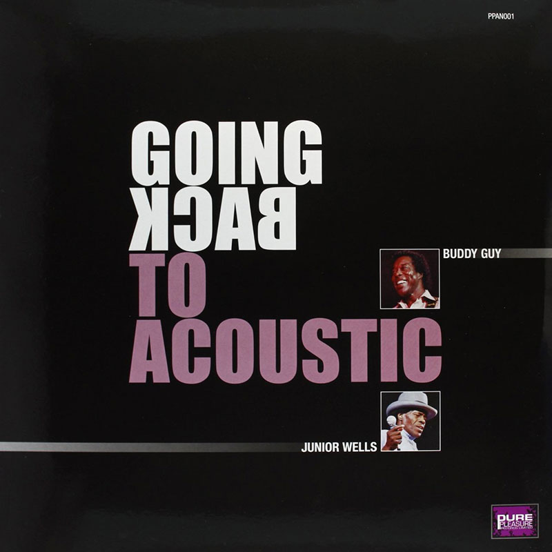 Going Back To Acoustic image