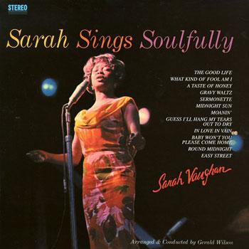 Sarah Sings Soulfully