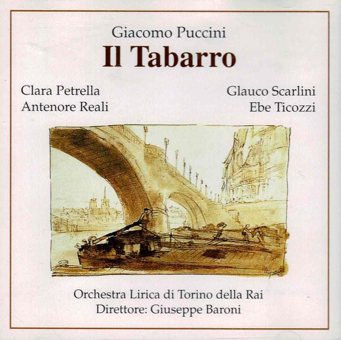 Il Tabarro - 1949