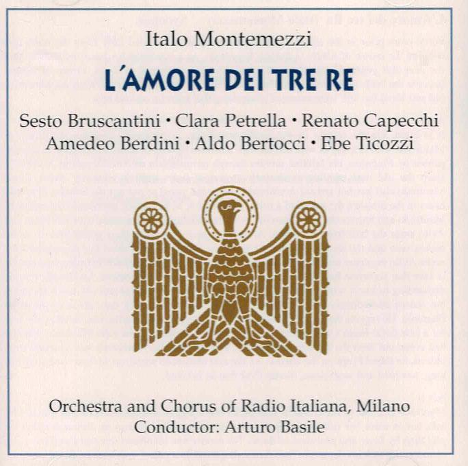 Amore dei tre Re / Suor Angelica - 1950
