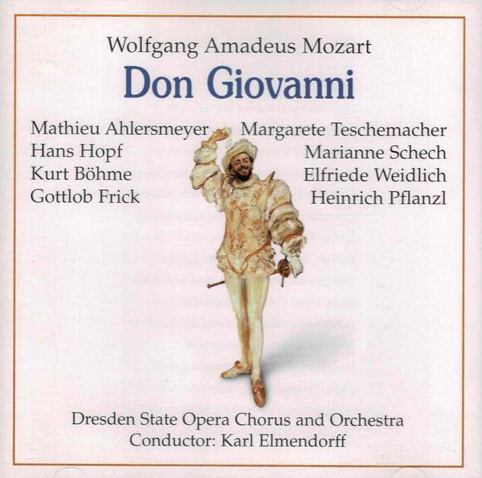Don Giovanni, 1943