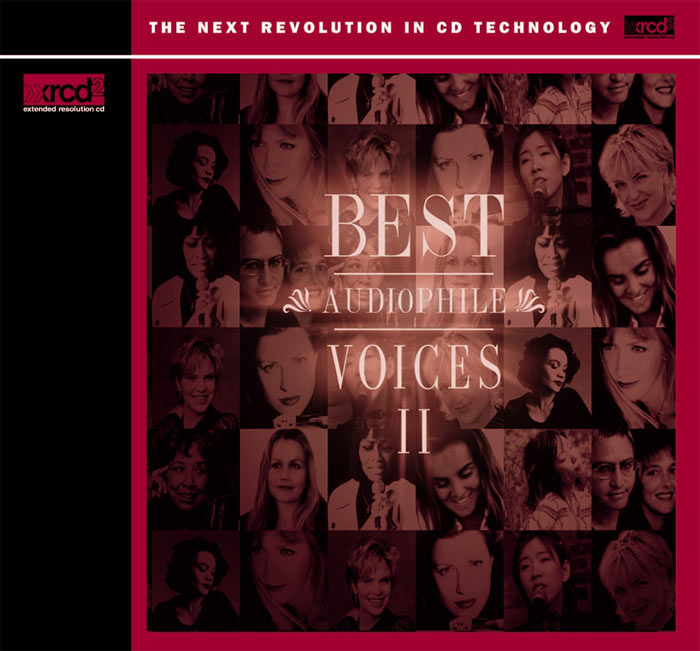 Best Audiophile Voices vol. 2