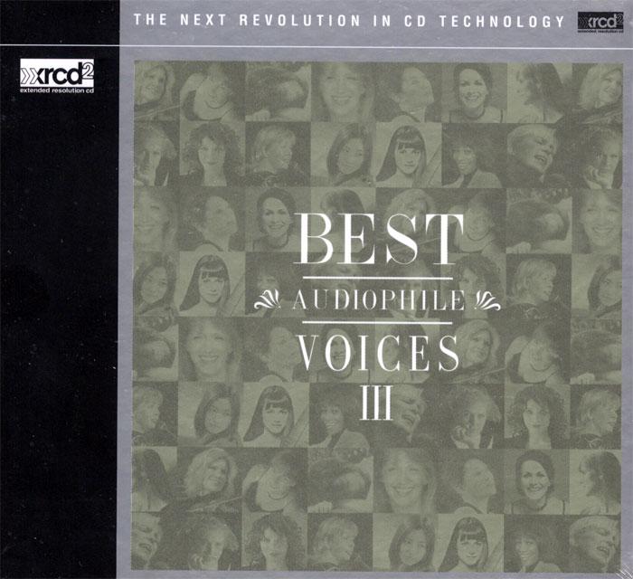 Best Audiophile Voices vol. 3 image