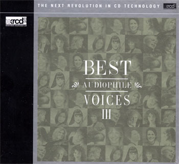 Best Audiophile Voices vol. 3