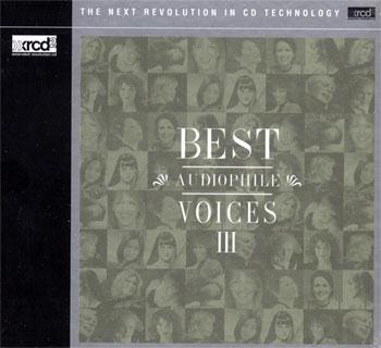 Best Audiophile Voices vol. 3