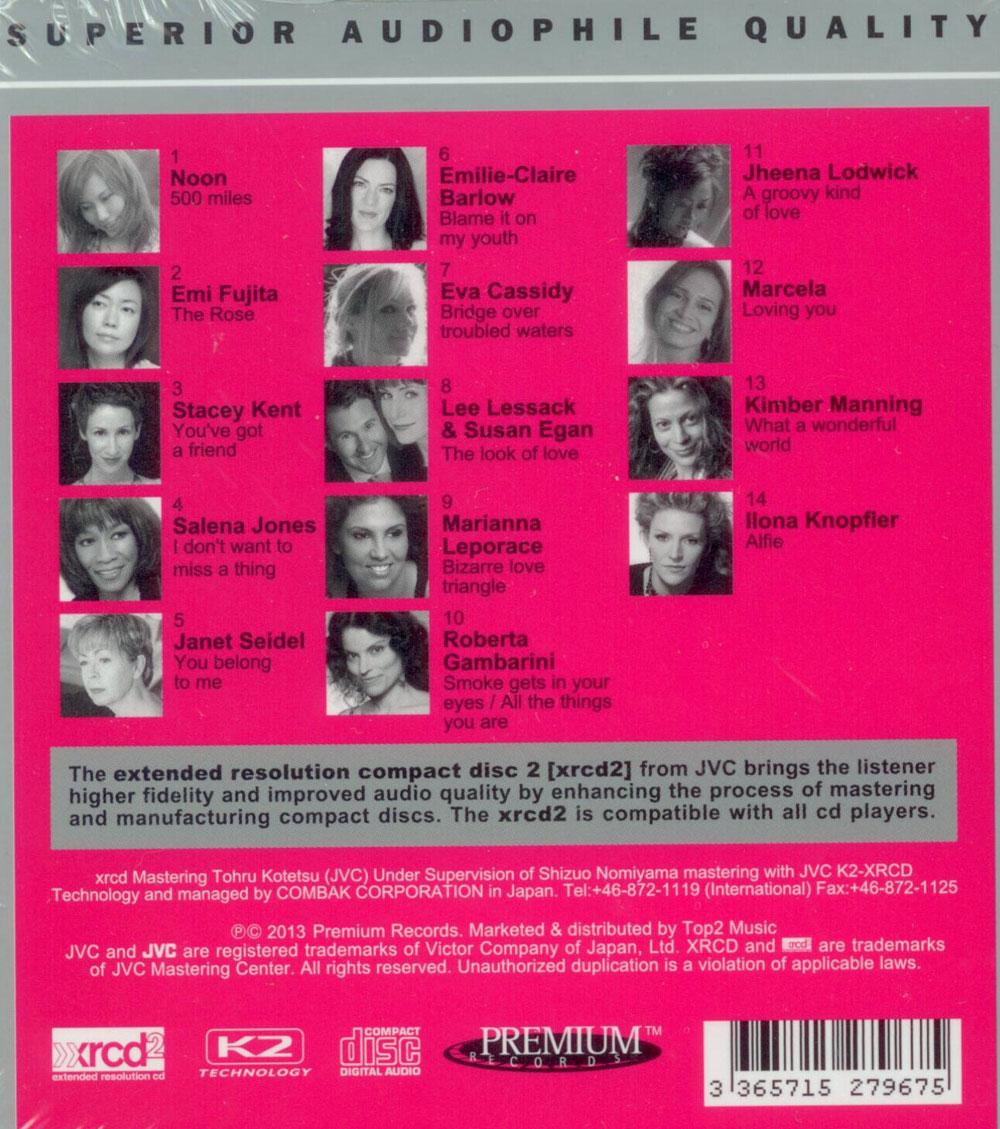 Club CD: Noon - Best Audiophile Voices - vol. 5
