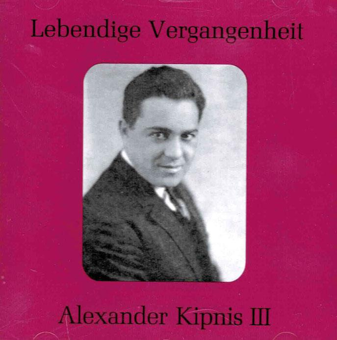Alexander Kipnis III