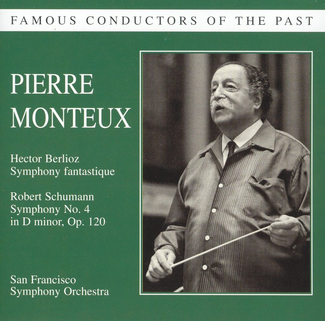 Symphonie fantastique / Symphony No. 4 in D minor