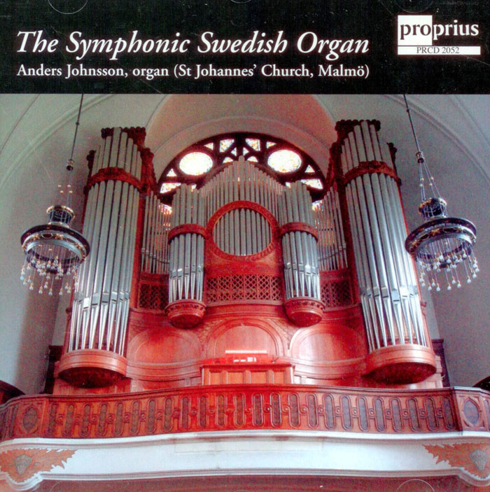 The Symphonic Swedish Organ image