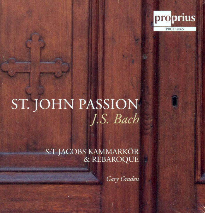 St John Passion, BWV 245  image