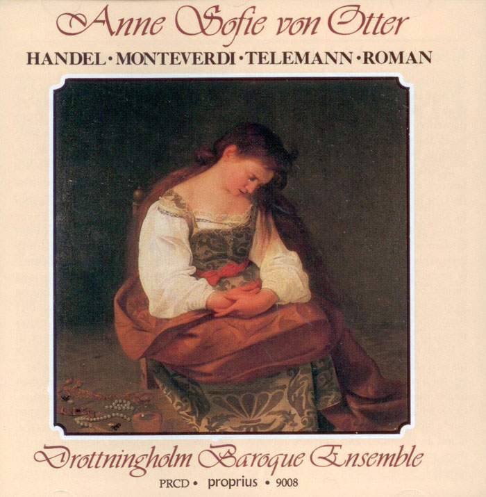 Anne Sofie von Otter sings Baroque arias