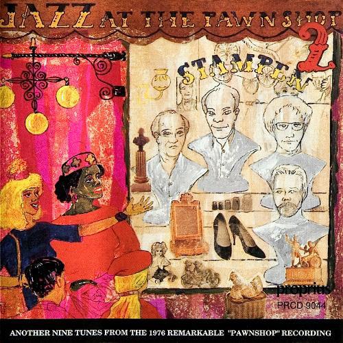 Jazz At The Pawnshop vol. 2