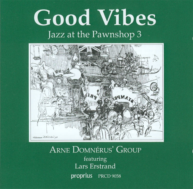 Jazz at the Pawnshop, vol 3 image