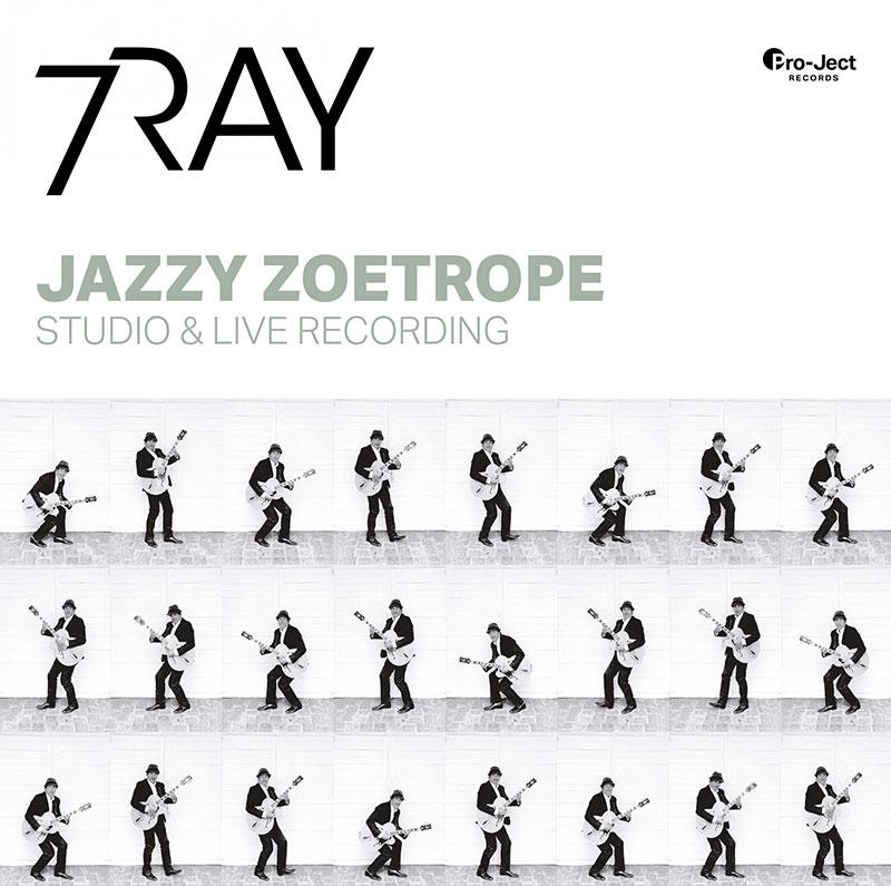 Jazzy Zoetrope - Studio & Live Recording