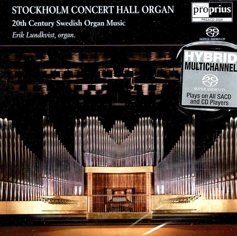 20th Century Swedish Organ Music