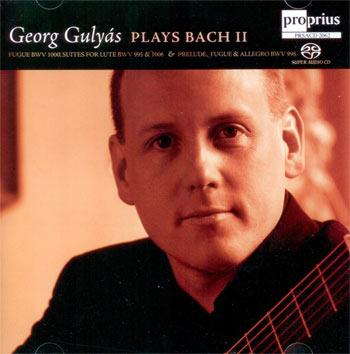 plays Bach - vol. 2