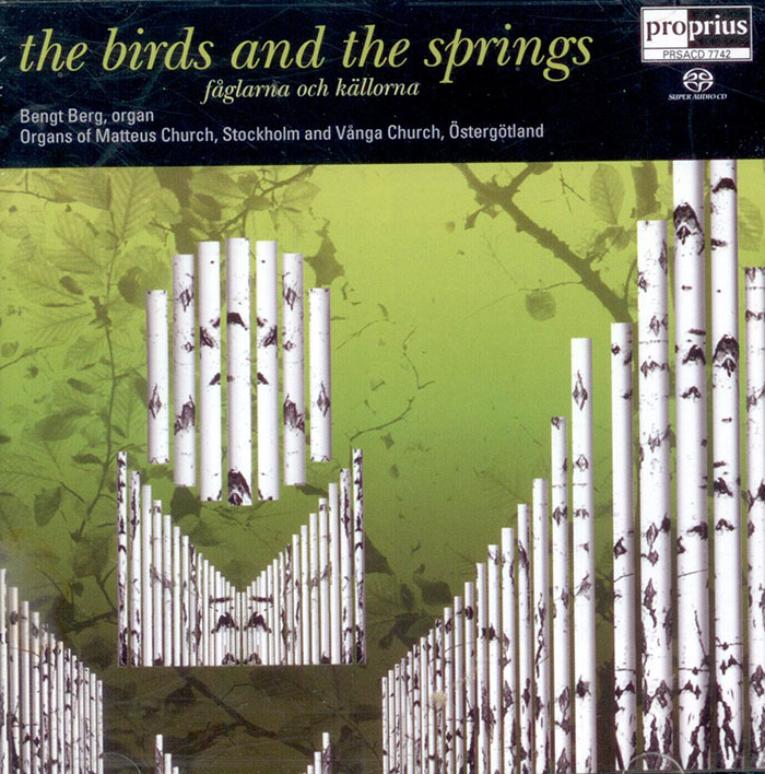 The birds and the springs