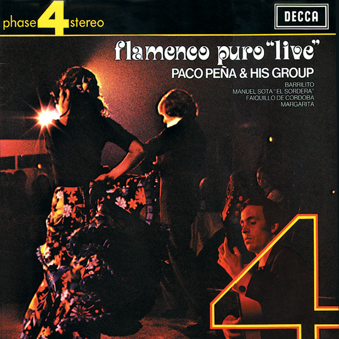 Flamenco Puro Live