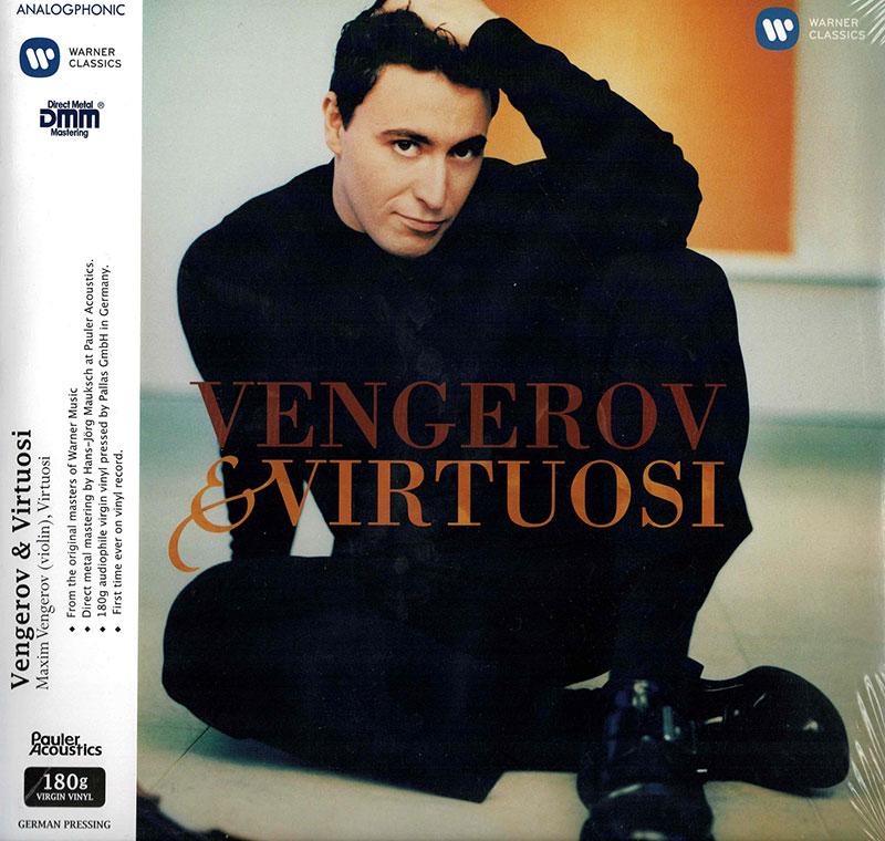 Vengerov & Virtuosi image