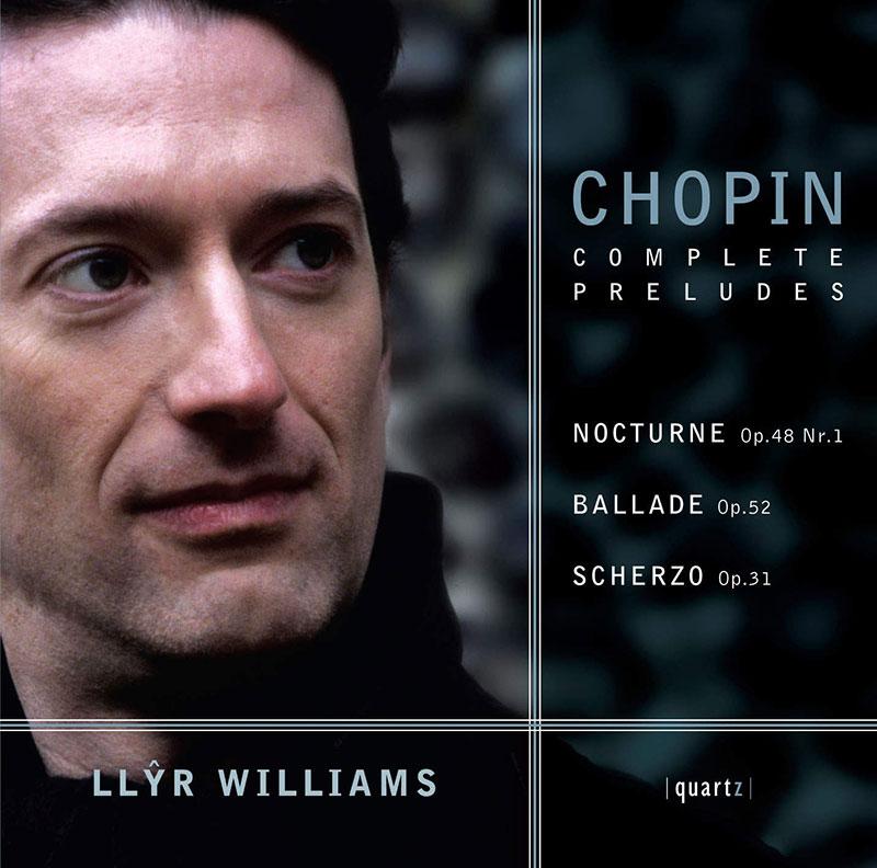 Complete Preludes / Ballade Op.52 / Scherzo Op.31