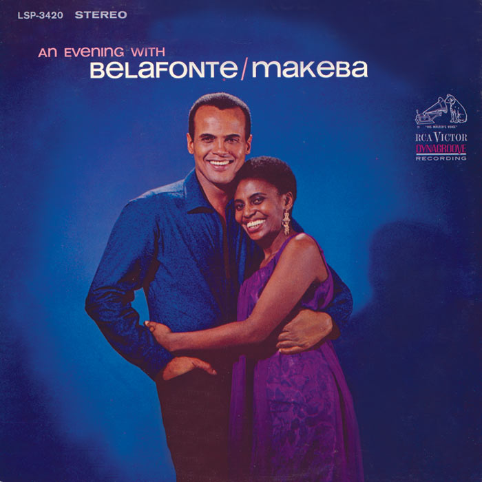 An evening with Belafonte and Makeba - Songs from Africa
