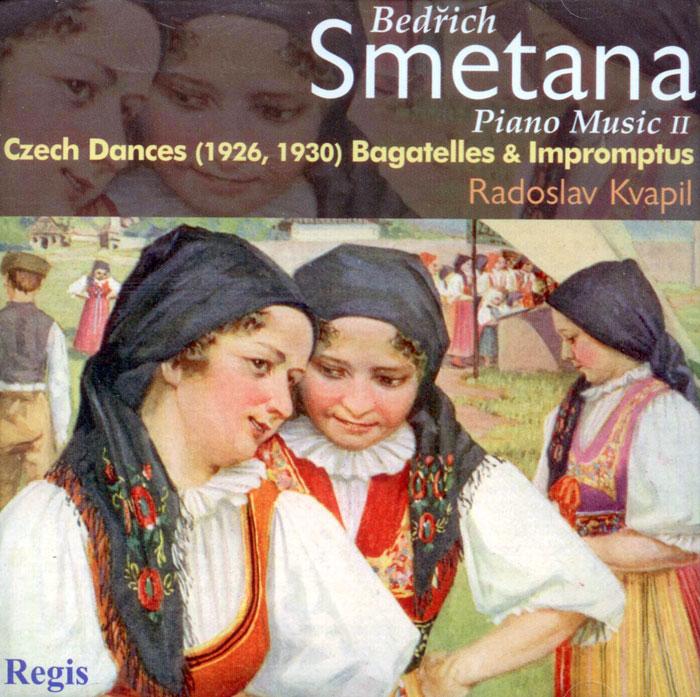 Czech Dances / Bagatelles & Impromptus