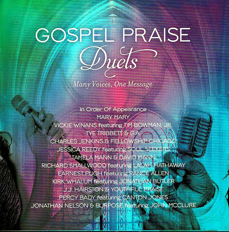 Gospel Praise Duets: Many Voices, One Message image