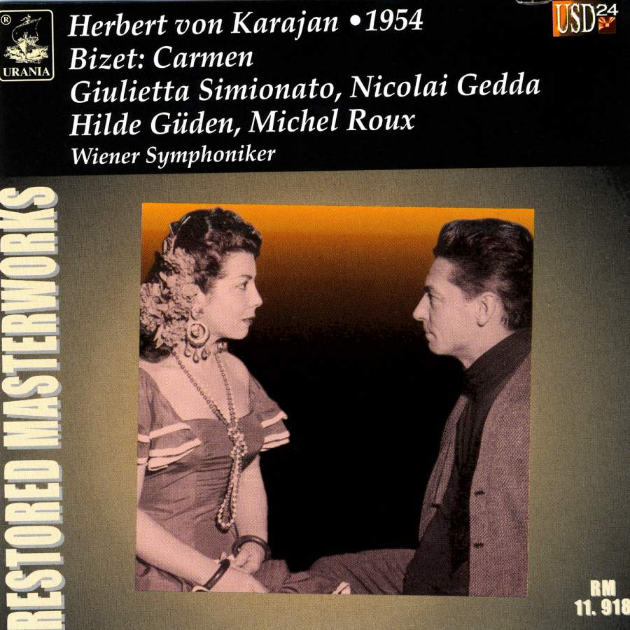 Carmen - 1954