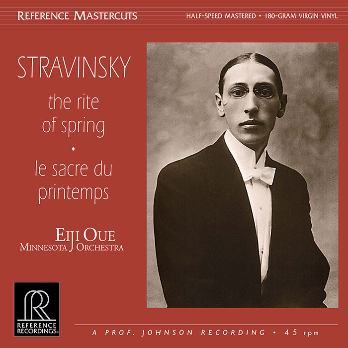 The Rite of Spring / Le sacre du printemps