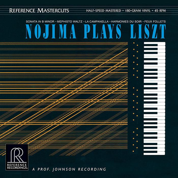 Mephisto Waltz #1, La Campanella, Harmonies du soir,  Sonata in B Minor
