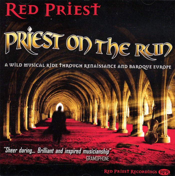 Priest on the Run  image