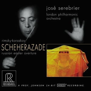 Scheherazade and Russian Easter Overture