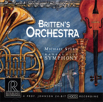 The Young Person's Guide to the Orchestra; Sinfonia da requiem; Peter Grimes: Four Sea Interludes & Passacaglia