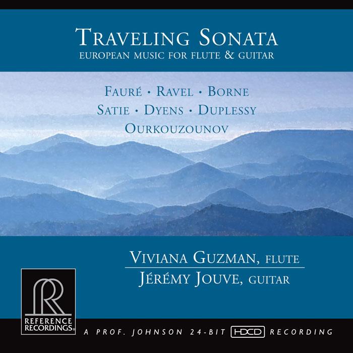 Traveling Sonata - European Music for Flute & Guitar