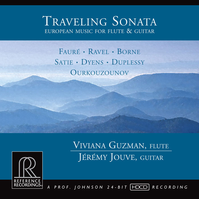 Traveling Sonata - European Music for Flute & Guitar image