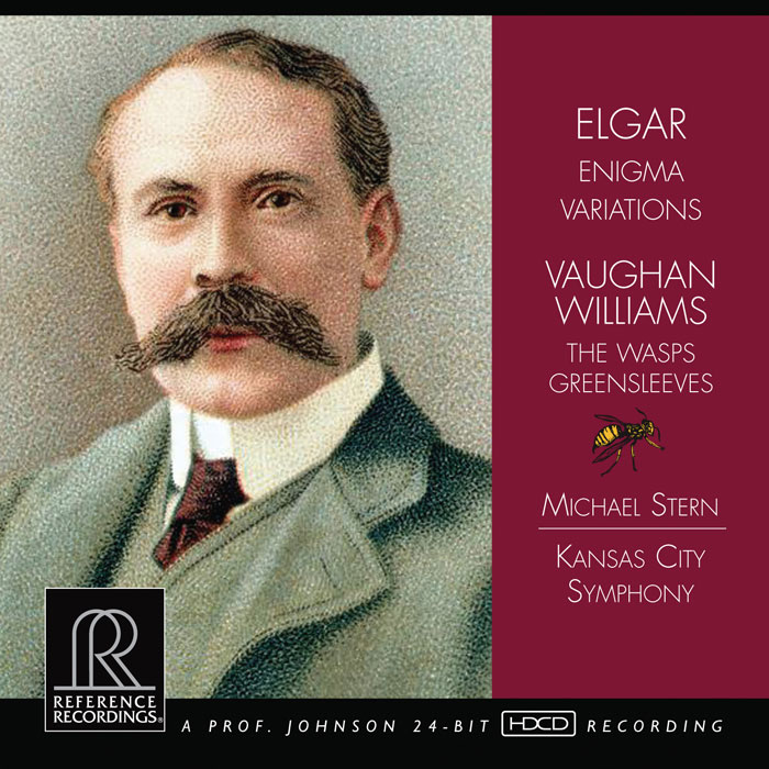 Enigma Variations, The Wasps, Greensleeves