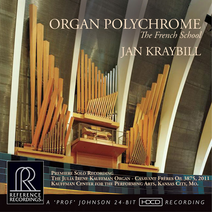 Organ Polychrome - The French School image